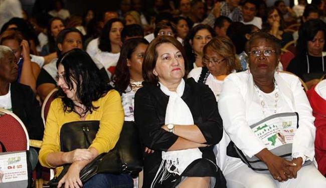 Professores voltam a cruzar os braços após 115 dias em greve - Foto: Lúcio Távora   Ag. A TARDE