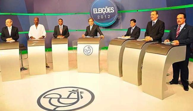 Candidatos do DEM e PT voltaram a trocar acusações - Foto: TV Aratu | Divulgação