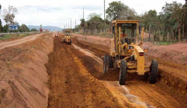 Procedimento é realizado nos km 492 e 495 - Foto: Divulgação | Viabahia