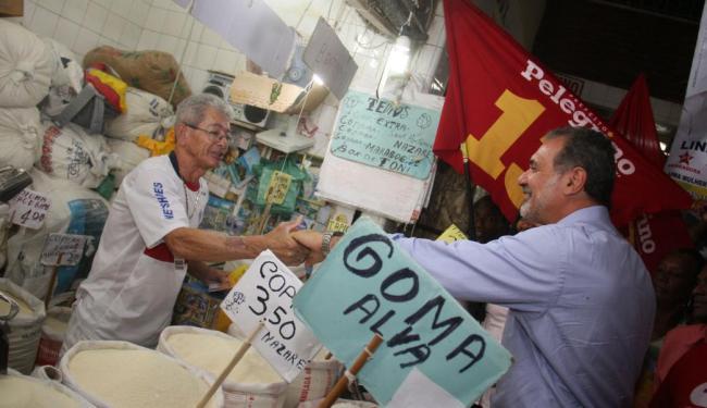 Pelegrino diz que promoverá políticas para a inclusão de jovens no mercado de trabalho - Foto: Divulgação   Ag. A TARDE