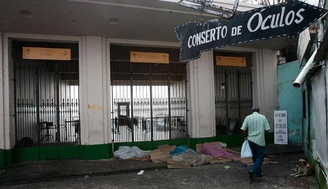 Degradação e abandono fazem parte do cenário atual do Plano Gonçalves - Foto: Gildo Lima  Arquivo   Ag. A TARDE