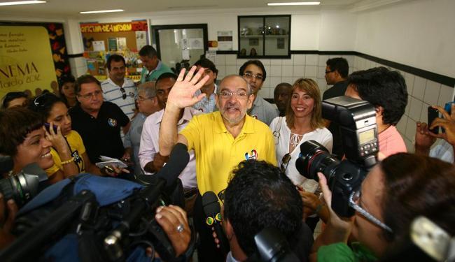 Kertész diz que dá adeus à vida política nestas eleições - Foto: Fernando Amorim| Ag. A TARDE