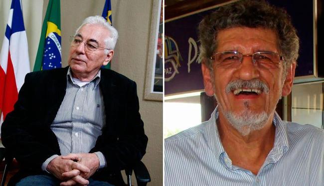 Em Vitória da Conquista, Guilherme e Gusmão voltam a se enfrentar no dia 28 de outubro - Foto: Juscelino Souza e Divulgação | Ag. A TARDE