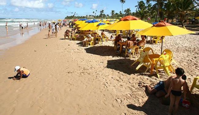 Turistas aproveitam mais o dia, explica o governador Jaques Wagner - Foto: Fernando Amorim | Ag. A TARDE
