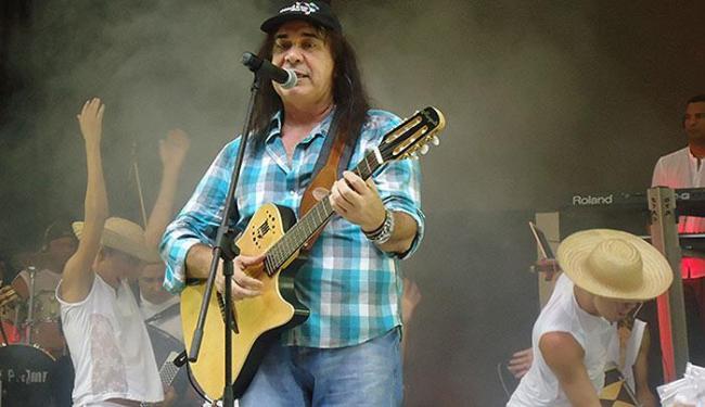 Zelito Miranda vai comemorar 25 anos de carreira - Foto: Divulgação