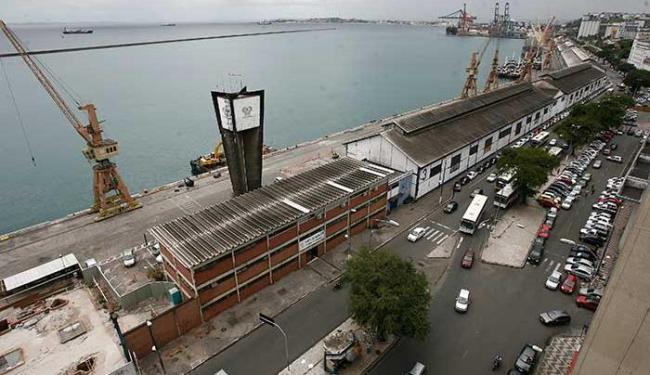 Projeto de requalificação da área está sendo executado há sete anos - Foto: Raul Spinassé | Ag. A TARDE