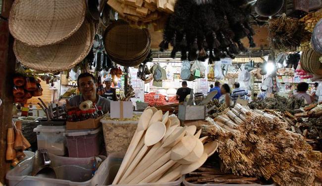 Uma das maiores feiras do país entrará no circuito turístico de Salvador - Foto: Lúcio Távora   Ag. A TARDE