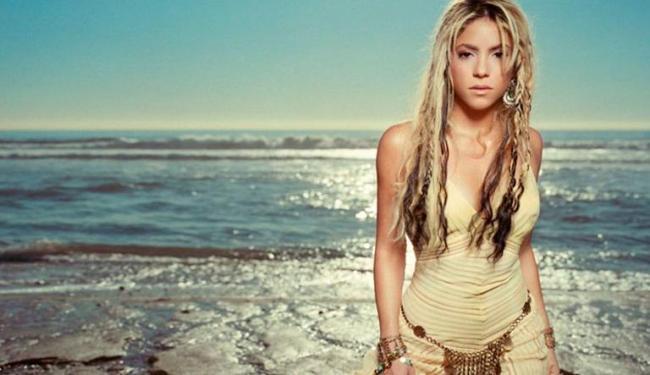 Segundo Ivete, música com Shakira não entrou no disco por questões operacionais. - Foto: Shakira