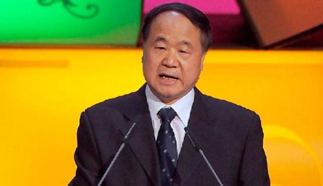 O escritor chinês Mo Yan vai receber 1,2 milhão como prêmio - Foto: Agência Efe
