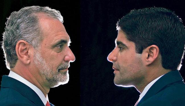 Neto e Pelegrino disputam segundo turno no dia 28 de outubro - Foto: Raul Spinassé | Ag. A TARDE