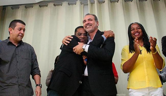 Marinho, que obteve 6,51% dos votos no primeiro turno, optou por apoiar Pelegrino - Foto: Divulgação