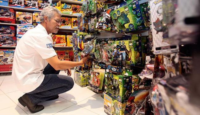 Fiscais notificaram três lojas em Salvador - Foto: Milla Cordeiro | Ag. A TARDE