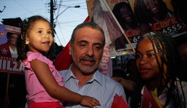 Candidato do PT promete investir na educação infantil em bairros carentes - Foto: Divulgação I Comitê de Campanha do PT