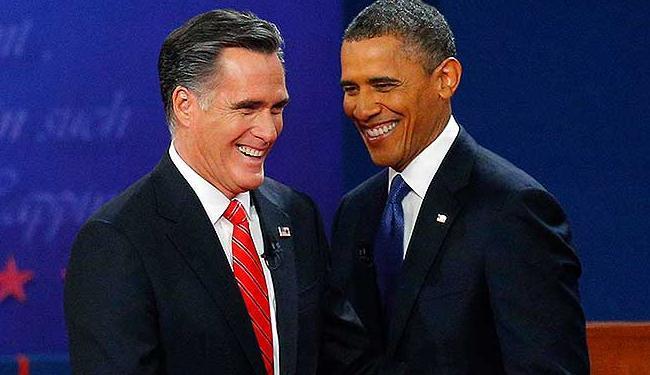 Debates na TV entre Obama e Romney ajudam o eleitorado americano na escolha - Foto: Agência Reuters