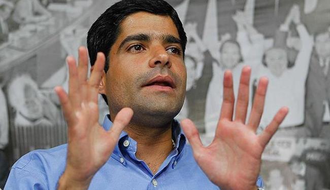 ACM Neto estaria tendo menos espaço na TV, segundo equipe de campanha - Foto: Eduardo Martins   Ag. A Tarde