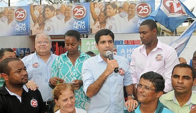 No Subúrbio, Neto teve menor votação do que seu adversário, Nelson Pelegrino - Foto: Divulgação