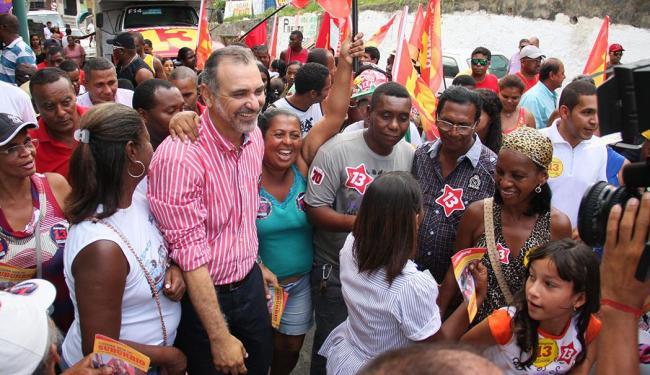 Pelegrino diz que os recursos seriam adquiridos por meio de parcerias com o Estado e a União - Foto: Divulgação | Ag. A TARDE