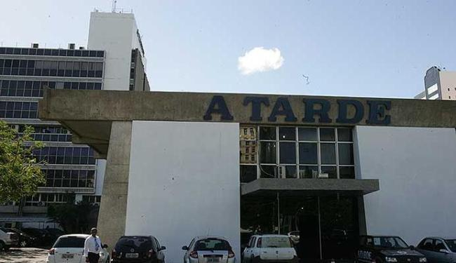 Fachada da sede do grupo A TARDE, na Av. Tancredo Neves - Foto: Joá Souza | Agência A TARDE