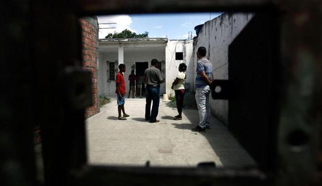 Crime aconteceu dentro da casa da comerciante, na periferia de Feira de Santana - Foto: Luiz Tito | Ag. A TARDE
