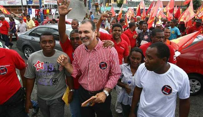Presidente e ex confirmam presença em eventos da campanha - Foto: Fernando Amorim   Ag. A TARDE