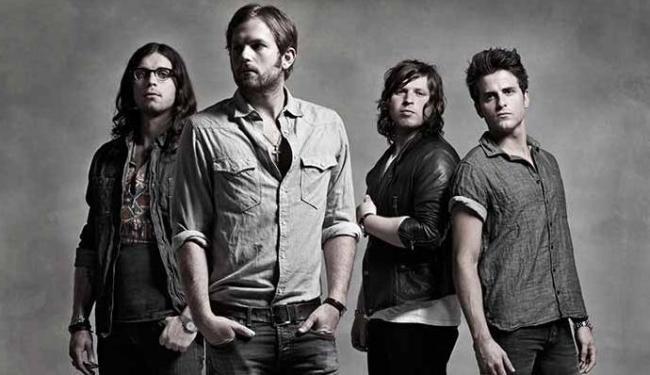 A banda Kings of Leon é um dos destaques do Planeta Terra - Foto: Divulgação