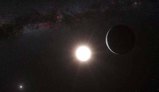 Este é o primeiro planeta com uma massa similar à da Terra - Foto: Agência EFE