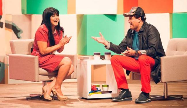 Até Sérgio Mallandro entrou na onda e é o apresentador de um talk-show - Foto: Divulgação