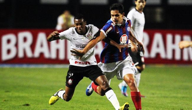 Com o empate, tricolor viu distância para a zona da degola dominuir - Foto: Márcio Fernandes   ESTADÃO