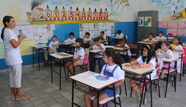 Programa Acelera Brasil, do Instituto Ayrton Senna, em Ibirapuã, no interior baiano - Foto: Lunaé Parracho   Divulgação