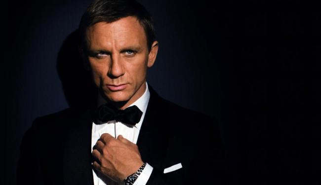 Ator britânico Daniel Craig volta em 007 - Operação Skyfall - Foto: Divulgação