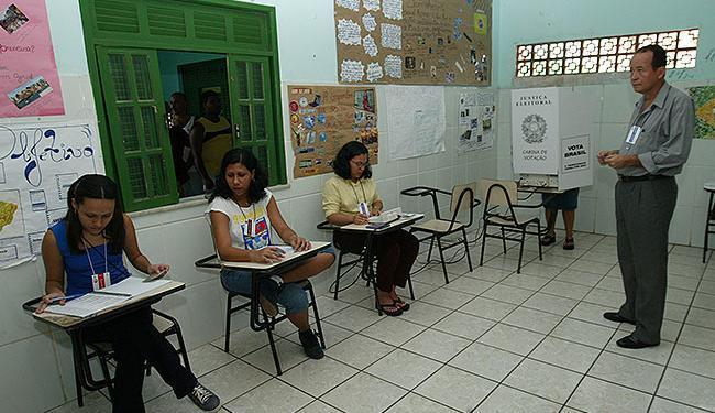 Mesários devem trabalhar nas mesmas zonas do primeiro turno - Foto: Gildo Lima   Ag. A TARDE
