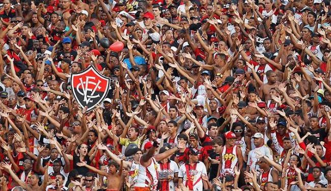 Apesar do horário ingrato (18h30), expectativa é de um Barradão lotado na sexta-feira - Foto: Eduardo Martins / Ag. A Tarde