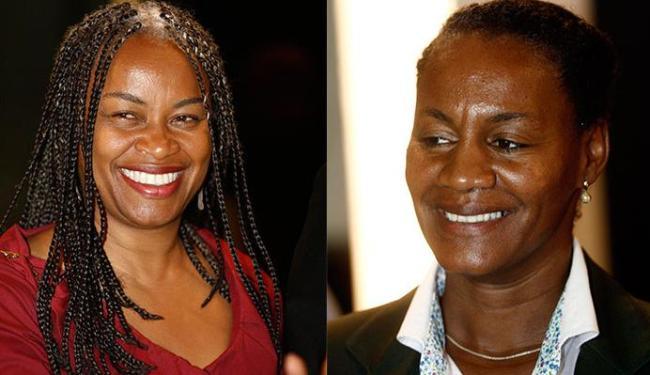 Olívia e Célia têm em comum histórico de luta pela igualdade social e afirmação racial - Foto: Lúcio Távora   Ag. A TARDE