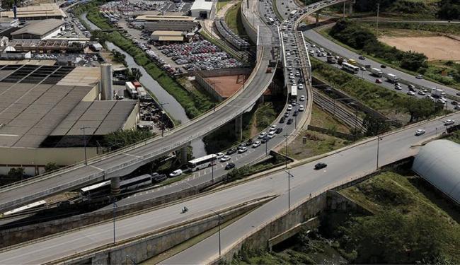 Motoristas terão alternativa para trafegar nos dois sentidos entre a BR-324 e a Estrada da Rainha - Foto: Divulgação | Secom