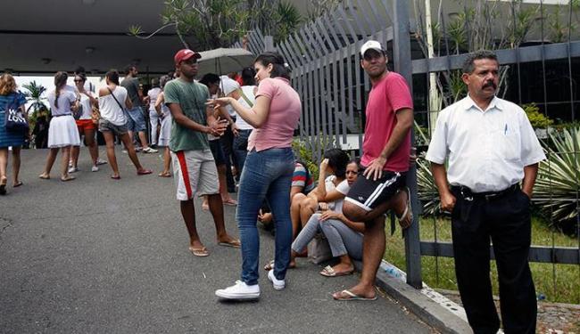 Filas para a compra de ingressos são comuns no TCA - Foto: Milla Cordeiro | Ag. A TARDE