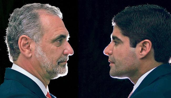 Pesquisa Ibope aponta vantagem de quatro pontos para o candidato democrata - Foto: Raul Spinassé | Ag. A TARDE