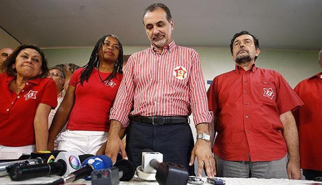 Pelegrino perde a dipsuta pelo Palácio Thomé de Souza pela quarta vez - Foto: Raul Spinassé | Ag. A TARDE