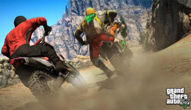 Game não teve detalhes revelados, mas a Rockstar divulgou diversas imagens - Foto: Divulgação
