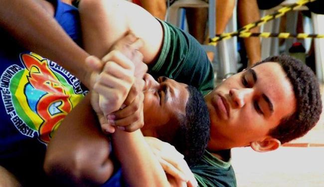 Campeonato Baiano tem a chancela do ADCC, maior torneio de Submission do mundo - Foto: Gabriela Simões/Divulgação