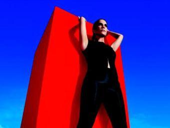 Ivete Sangalo em foto do seu novo álbum - Foto: Divulgação