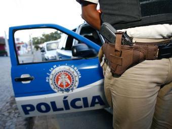 Polícia Militar inscreve até as 14h do dia 9 de novembro - Foto: Diego Mascarenhas   Arquivo   Ag. A TARDE