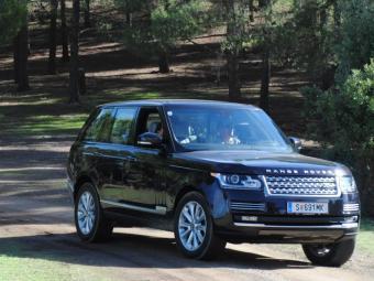 Range Rover chega à quarta geração mais requintado - Foto: Roberto Nunes   Ag. A TARDE