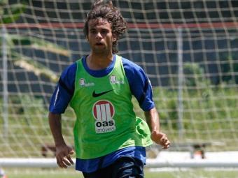 Lateral saiu machucado no jogo do Bahia contra a Portuguesa e foi poupado nesta quarta - Foto: Gildo Lima | Ag. A TARDE