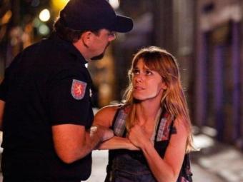 Jéssica será recapturada por um policial amigo dos bandidos - Foto: Divulgação   TV Globo