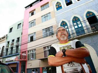 Morador aguarda revitalização do Centro Antigo de Salvador - Foto: Fernando Vivas   Ag. A TARDE