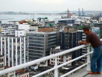 Vista da Cidade Baixa, com seus prédios e casarões - Foto: Fernando Vivas | Ag. A TARDE