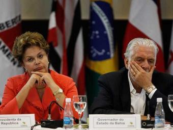 Presidente anuncia ações contra seca, mas gestores estaduais reclamam - Foto: Lúcio Távora   Ag. A TARDE