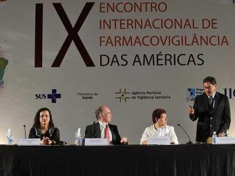 Evento internacional de farmacovigilância foi encerrado em Brasília - Foto: Agência Brasil
