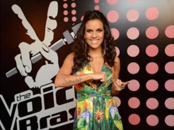 Ju Moraes cantou Sá Marina e passou para a próxima fase do