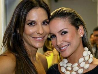 Claudia convidou Ivete para cantar a música de abertura do The Voice - Foto: Lourival Ribeiro | SBT
